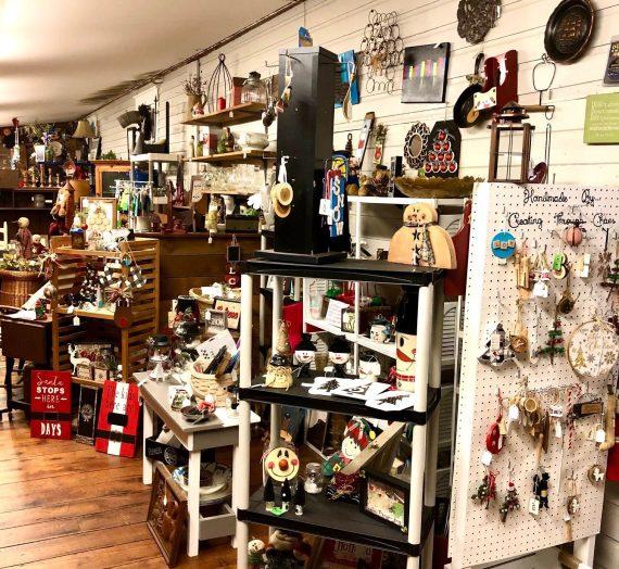 My Vendor Craft Booth Tour