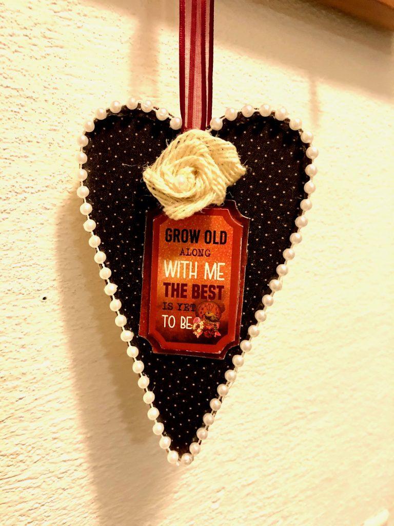 Dollar-Tree-Heart Ornament