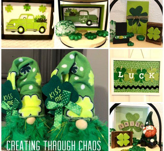 St. Patrick's Day Round Up