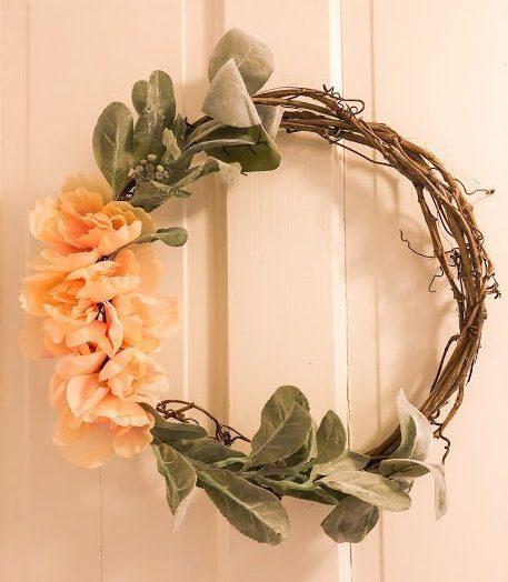 10 DIY Spring Wreaths