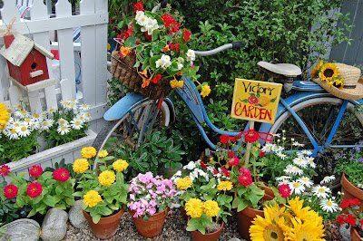 40 Upcycled Garden Ideas